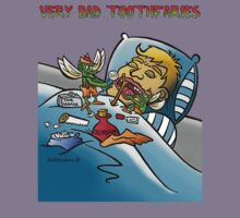 When tooth fairies go bad.. by NHR CARTOONS .