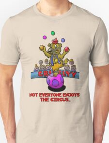 CIRCUS ANIMALS BEAR Unisex T-Shirt