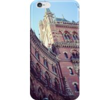 St. Pancras Grand Hotel iPhone Case/Skin