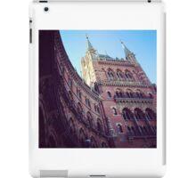 St. Pancras Grand Hotel iPad Case/Skin