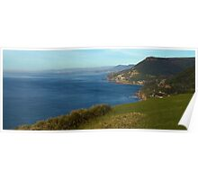 Stanwell Tops Panorama Poster
