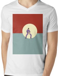 The Big Lebowski The Jesus Mens V-Neck T-Shirt