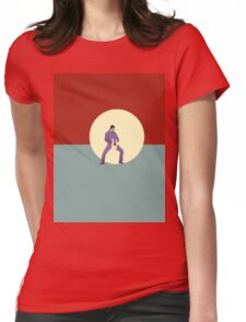 The Big Lebowski The Jesus Womens Fitted T-Shirt