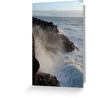 Bridal Veil Greeting Card