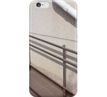 Ramp for physically challenged  iPhone Case/Skin