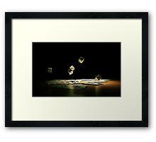 Rubicon Framed Print