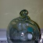 First Glass blown ornament by artwin1