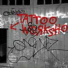 Tattoo workshop by Roxy J