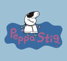 Peppa Stig by cubik