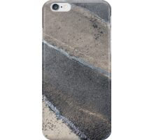 Repair pavement and laying new asphalt iPhone Case/Skin
