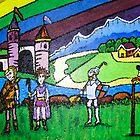 Rainbow Matters by Monica Engeler