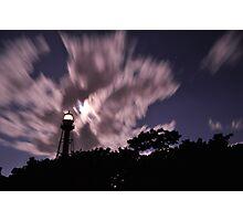 Sanibel Island Light (Point Ybel Light), As Is Photographic Print
