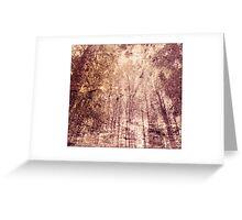 Tree dream 2 Greeting Card