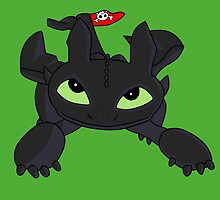 Toothless by hoofster