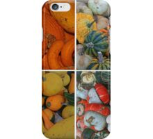 Squashes and Gourds iPhone Case/Skin