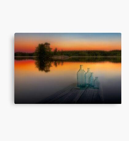 Midsummer magic Canvas Print