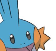 Adorable Mudkip Design! Perfect for any Pokemon fan Sticker