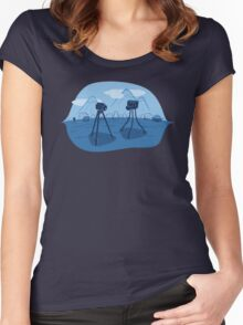Irrefutable Evidence Women's Fitted Scoop T-Shirt