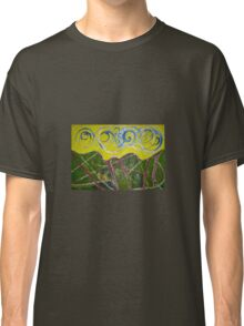 Abstract landscape Classic T-Shirt