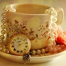 Tea and Pearls by Olivia Moore