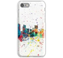Denver Colorado Skyline iPhone Case/Skin