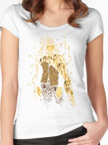 Klimt Eastwood Women's Fitted Scoop T-Shirt
