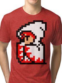 White Mage Tri-blend T-Shirt