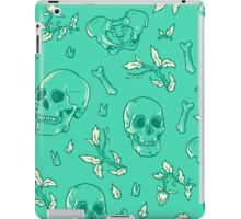Bones and Leaves iPad Case/Skin