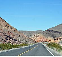 Death Valley, CA by Mike Pesseackey (crimsontideguy)