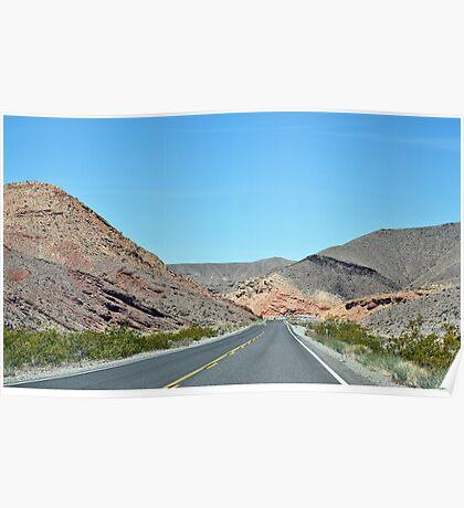 Death Valley, CA Poster