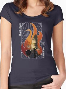 The Black Mage Women's Fitted Scoop T-Shirt