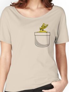 Mystery Science Crow Women's Relaxed Fit T-Shirt