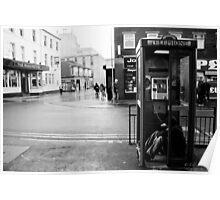 Phone box guy.. again Poster