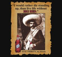 Zapata & Big Red soda by Blackwing