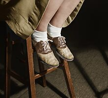 1943 Oct Washington, D.C. Saddle shoes are still popular at Woodrow Wilson High School by Marie-Lou Chatel