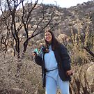 Hiking At The Pinnacles by Bearie23