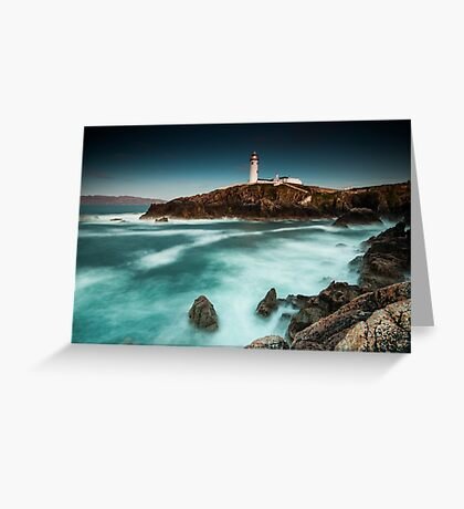 Fanad Lighthouse Greeting Card