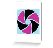 My little Pony - Photo Finish Cutie Mark Greeting Card