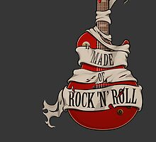 Made of Rock 'N' Roll by Stained