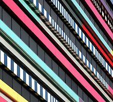 Multicolor façade by Javimage