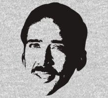 Nicolas Cage 2 by BonnieLizzie