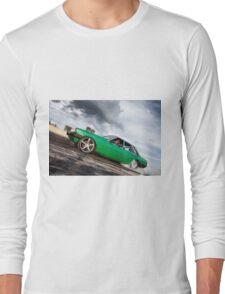 TUFFZL Burnout Long Sleeve T-Shirt