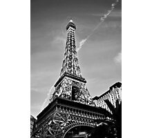 Romance in Paris Photographic Print