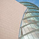 Architectural Abstract by Orla Cahill Photography