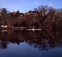 Derwent River Rower at New Norfolk by Derwent-01