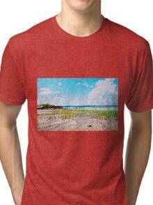 Like I Am Home Again Tri-blend T-Shirt