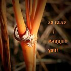 So glad I married you! by Eileen McVey