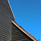 Black Barn by Stephen J  Dowdell