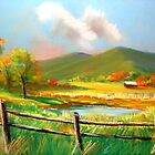 """Poor Valley"" Southwest Virginia by John Shull"