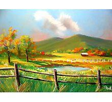 """Poor Valley"" Southwest Virginia Photographic Print"